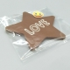 Smally -  Love with Heart   chocolate with message   1/2 Lindt bar   chocolate gift   smaller occasions