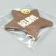 Smally - Love mit Herz  Schokolade mit Nachricht   1/2 Lindt-Tafel   Schokoladengeschenk   kleinere Anlässe