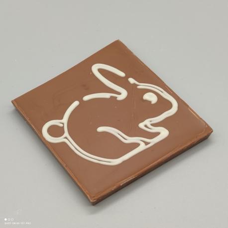 """Smally - Schokolade mit Nachricht """"herzlichen Dank""""  1/2 Lindt-Tafel   Schokoladengeschenk   spezielle Momente"""