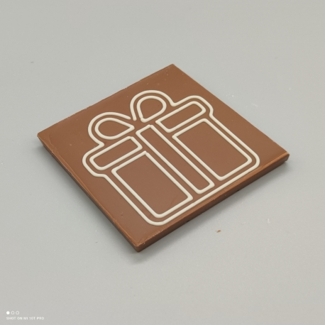 "Smally -  chocolage Desing ""gift"" 