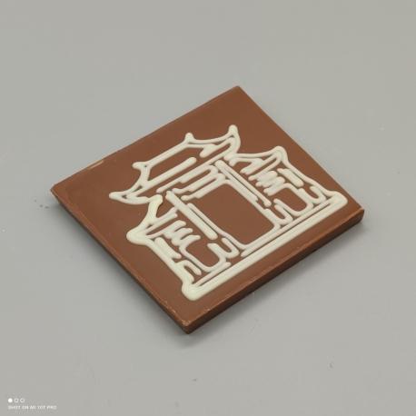 Smally - Schokoladen Design| Schokolade mit Nachricht | 1/2 Lindt-Tafel | Schokoladengeschenk | kleinere Anlässe