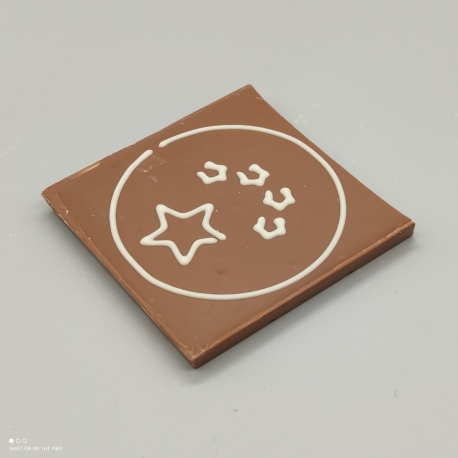 Smally - chocolate design | chocolate with message | 1/2 Lindt bar | chocolate gift | smaller occasions