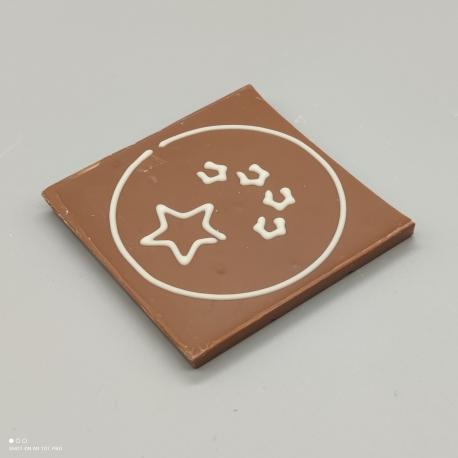 Smally - Schokoladen Designs| Schokolade mit Nachricht | 1/2 Lindt-Tafel | Schokoladengeschenk | kleinere Anlässe