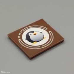 Grafly - Schokoladen Grafik | 1/2 Lindt-Tafel | Schokoladengeschenk | spezielle Momente