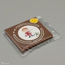 Grafly - Schokoladen Grafik| 1/2 Lindt-Tafel | Schokoladengeschenk | Souvenir