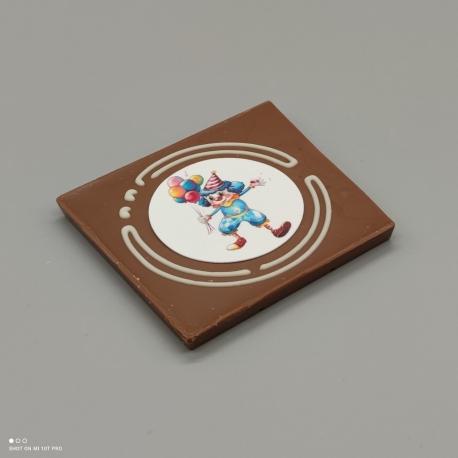 Grafly - Schokoladen Grafik  1/2 Lindt-Tafel   Schokoladengeschenk   Geburtstag